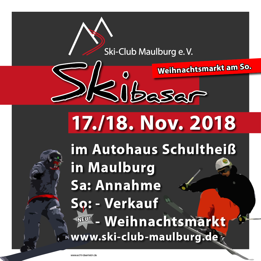 Skibasar 2018 in Maulburg - www.ski-club-maulburg.de
